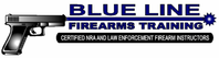 Blue Line-Firearms Training